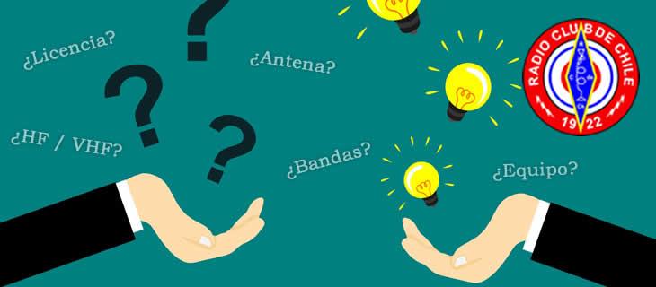 Jornada Virtual Abierta De Preguntas Y Respuestas Radio Club De Chile